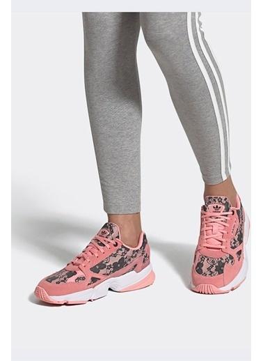 adidas Kadın Falcon Sneakers 289207 Pembe